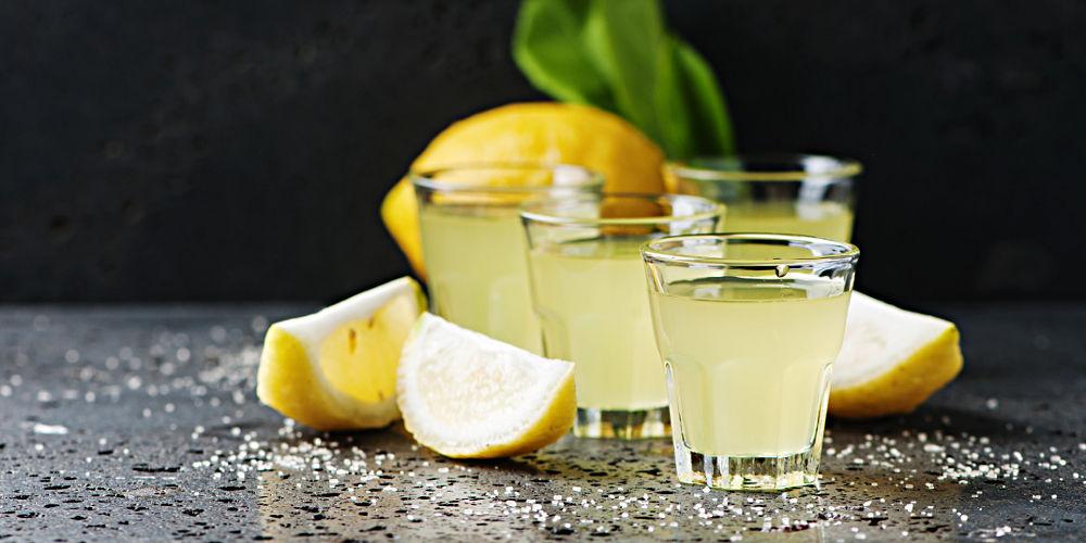 la liqueur de citron