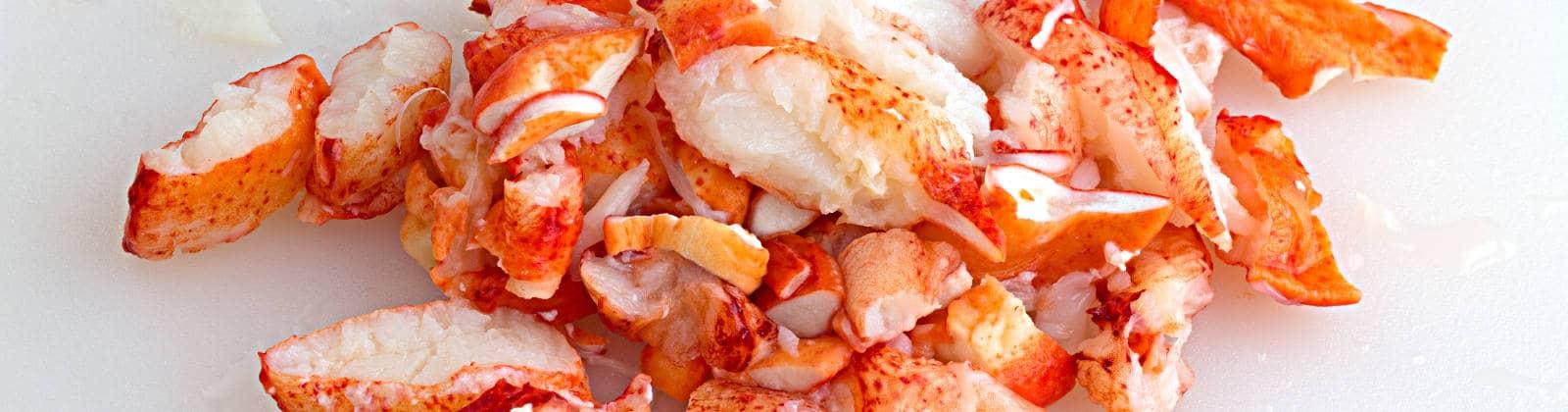 la fricassee de homard